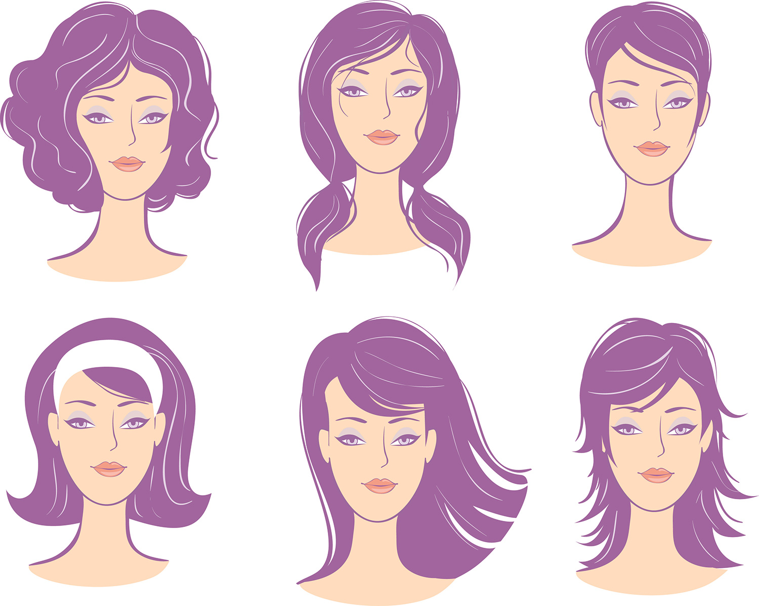 The Best Cut for Your Face Shape
